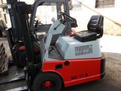 Vysokozdvižný benzínový vozík Desta MV12B benzin