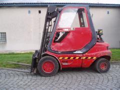 Vysokozdvižný vozík Linde H30D