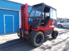 Vysokozdvižný vozík Desta terénní DVHM3222TM po opravě