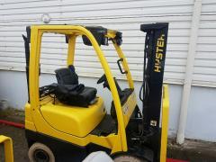 Vysokozdvižný vozík vzv Hyster H 2.0FTS LPG r.v. 2010 triplex