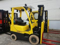Vysokozdvižný vozík vzv Hyster H 2.0FTS LPG r.v. 2011