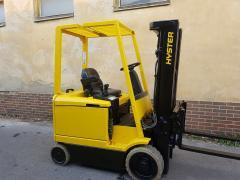 Vysokozdvižný vozík Hyster E2.50XM AKU Triplex