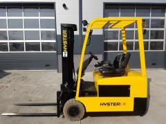 Vysokozdvižný vozík Hyster J1,6XMT AKU TRIPLEX zdvih 5,5m