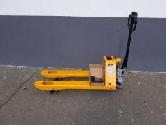 Vysokozdvižný vozík nízkozdvižný AKU pojezd