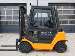 Vysokozdvižný vozík Still 2t diesel, SPZ