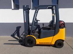 Vysokozdvižný vozík Jungheinrich TFG316 LPG