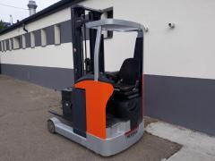 Vysokozdvižný vozík RETRAK 1,7t triplex 6200mm