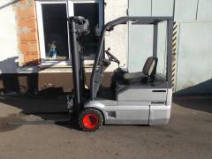 Vysokozdvižný vozík Fiat AKU 1,5t 4,4m Triplex