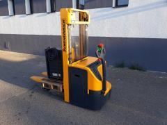 Vysokozdvižný vozík ruční Jungheinrich TRILEX 4,3m