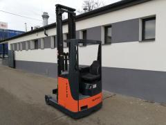 Vysokozdvižný vozík  RETRAK 1,4t triplex 8200mm