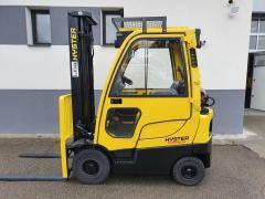 Vysokozdvižný vozík Hyster H1.6FT, LPG