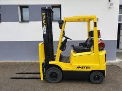 Vysokozdvižný vozík Hyster H1.5XM, triplex 5550 mm