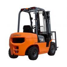Vysokozdvižný vozík Jazgot 2.5t, zdvih 3000mm, benzín / LPG