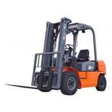 Vysokozdvižný vozík Jazgot 3,5t, zdvih 3300mm, DIESEL