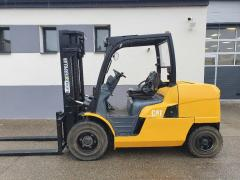 Vysokozdvižný vozík Caterpillar 5t Diesel