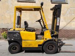 Vysokozdvižný vozík Balkancar DV1786, 2,5t Diesel