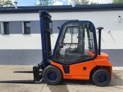 Vysokozdvižný vozík BT CBD, 5t., Diesel