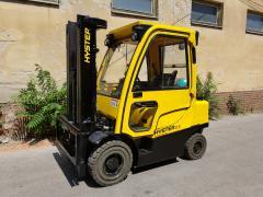 Vysokozdvižný vozík Hyster 2,5t., LPG